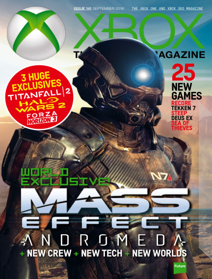 Official Xbox Magazine July 29, 2016 00:00