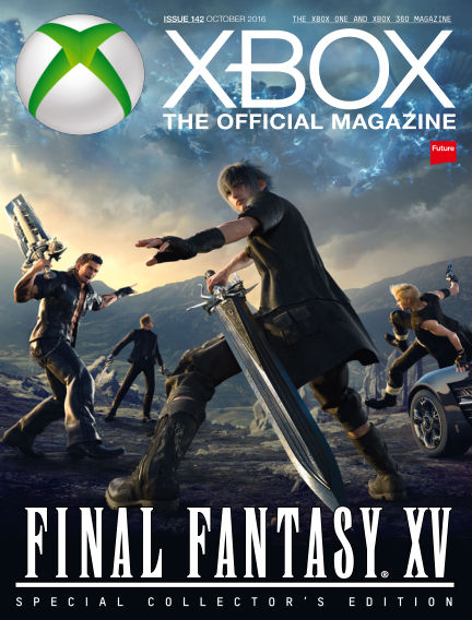 Official Xbox Magazine August 26, 2016 00:00