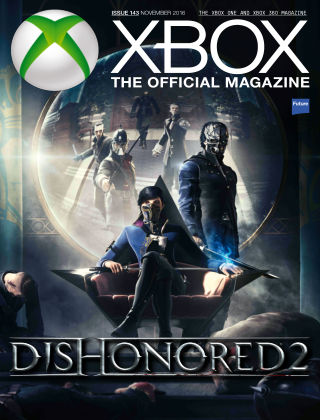 Official Xbox Magazine November 2016