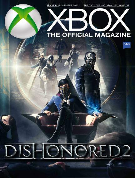 Official Xbox Magazine September 23, 2016 00:00