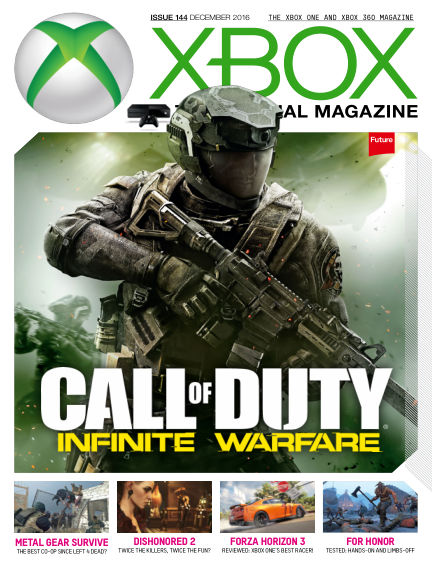Official Xbox Magazine October 21, 2016 00:00