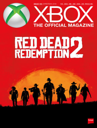 Official Xbox Magazine Xmas 2016