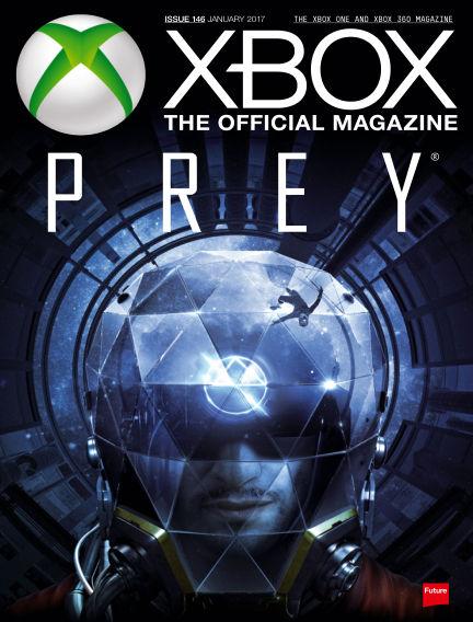 Official Xbox Magazine December 19, 2016 00:00