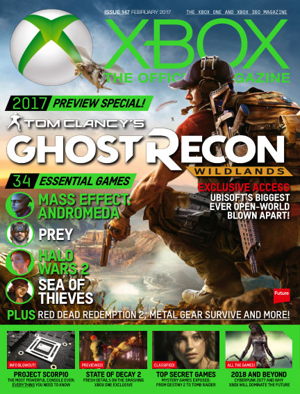 Official Xbox Magazine January 13, 2017 00:00