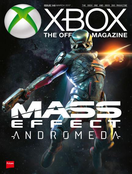 Official Xbox Magazine February 10, 2017 00:00