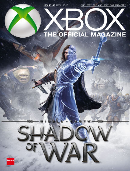 Official Xbox Magazine March 10, 2017 00:00