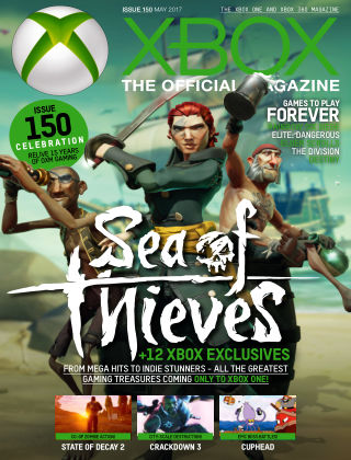 Official Xbox Magazine May 2017