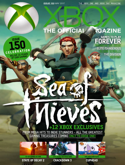 Official Xbox Magazine April 07, 2017 00:00