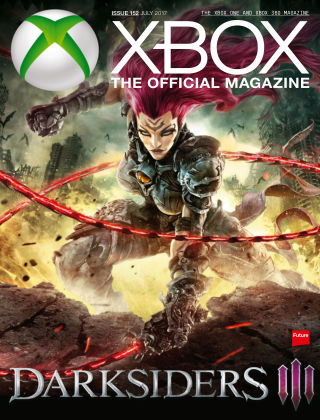 Official Xbox Magazine Jul 2017