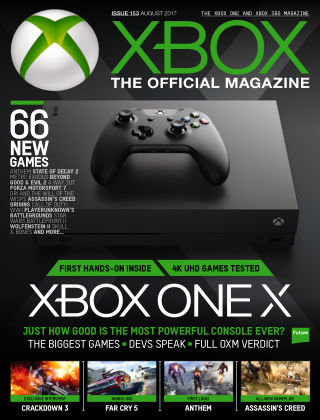 Official Xbox Magazine Aug 2017