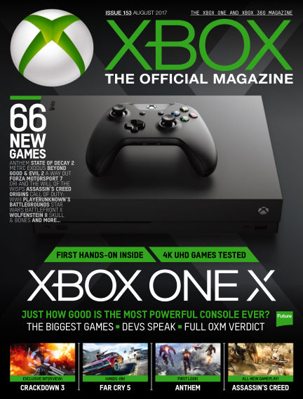 Official Xbox Magazine June 30, 2017 00:00