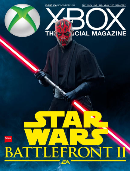 Official Xbox Magazine September 22, 2017 00:00
