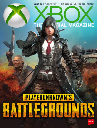 Official Xbox Magazine Christmas 2017
