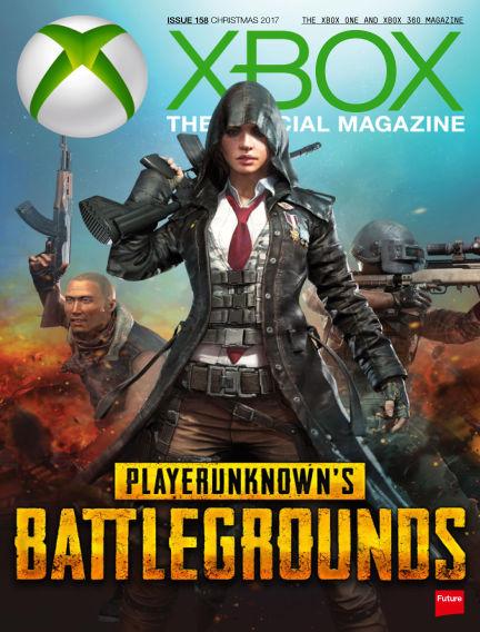 Official Xbox Magazine November 17, 2017 00:00