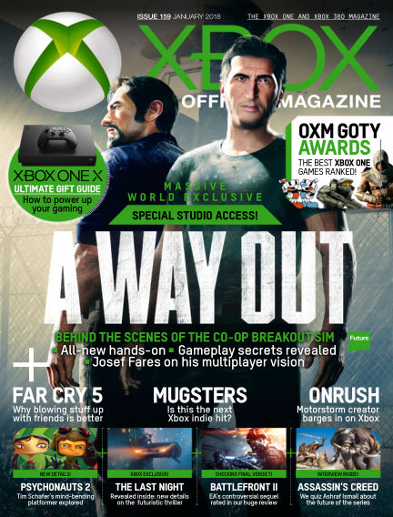 Official Xbox Magazine December 15, 2017 00:00