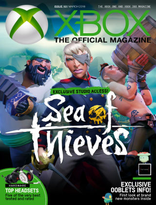 Official Xbox Magazine Mar 2018