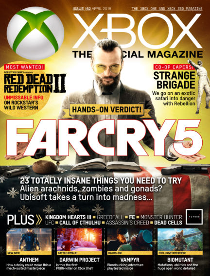 Official Xbox Magazine March 09, 2018 00:00