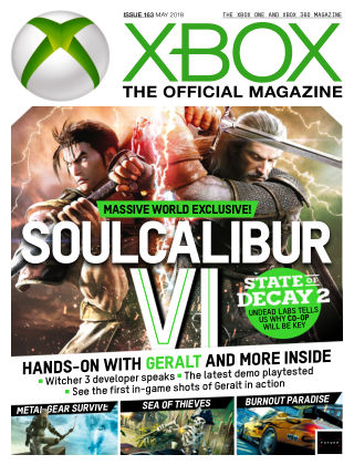 Official Xbox Magazine May 2018