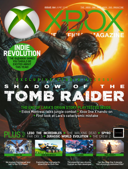 Official Xbox Magazine May 04, 2018 00:00