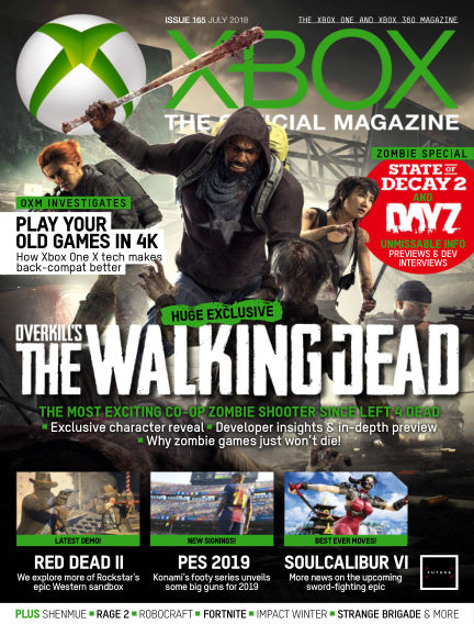 Official Xbox Magazine June 01, 2018 00:00