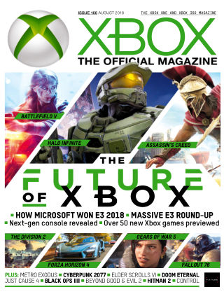 Official Xbox Magazine Aug 2018