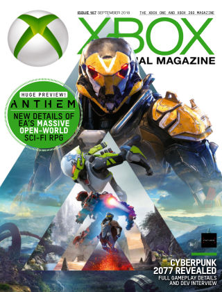 Official Xbox Magazine Sep 2018