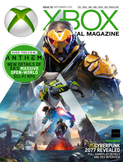 Official Xbox Magazine July 27, 2018 00:00