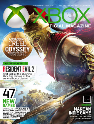 Official Xbox Magazine Oct 2018