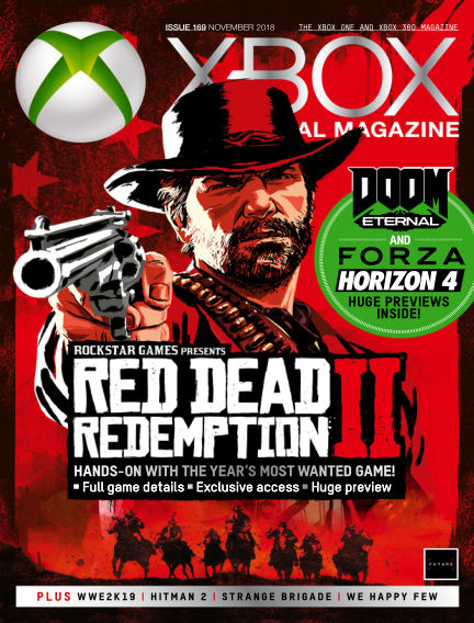 Official Xbox Magazine September 28, 2018 00:00