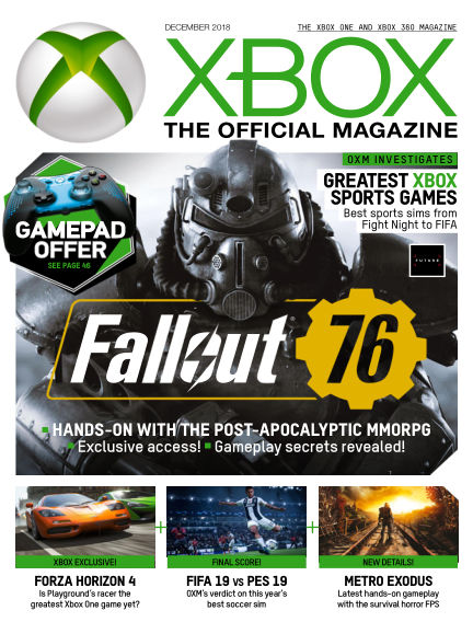 Official Xbox Magazine October 19, 2018 00:00