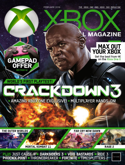 Official Xbox Magazine January 11, 2019 00:00