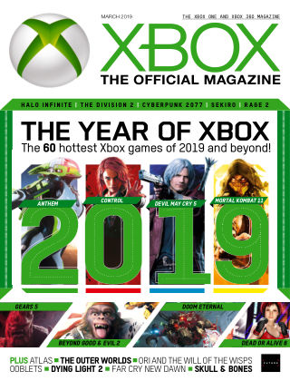 Official Xbox Magazine Mar 2019