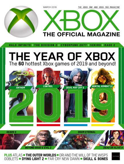 Official Xbox Magazine February 08, 2019 00:00