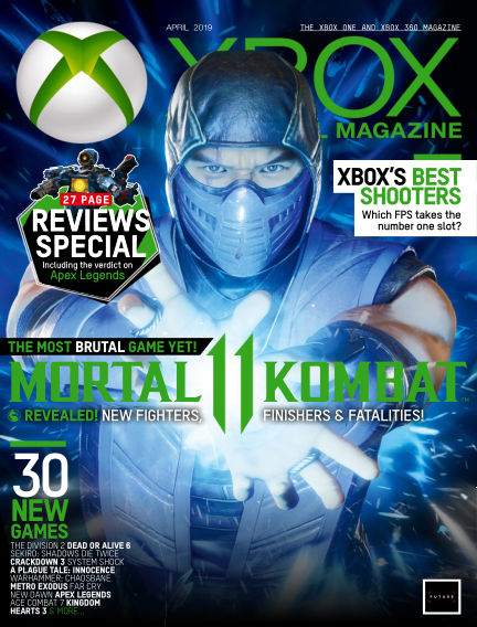 Official Xbox Magazine March 15, 2019 00:00