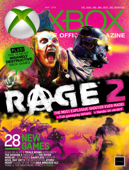 Official Xbox Magazine April 05, 2019 00:00