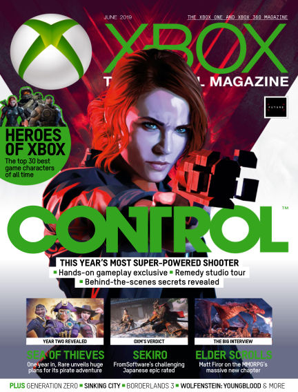 Official Xbox Magazine May 03, 2019 00:00