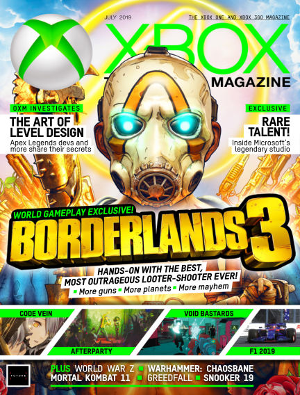 Official Xbox Magazine May 31, 2019 00:00