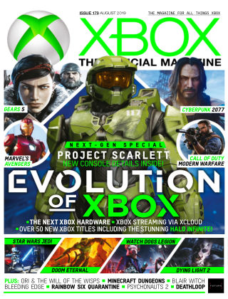 Official Xbox Magazine Aug 2019