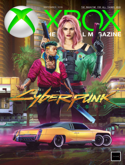 Official Xbox Magazine July 26, 2019 00:00