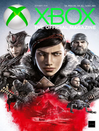 Official Xbox Magazine Oct 2019