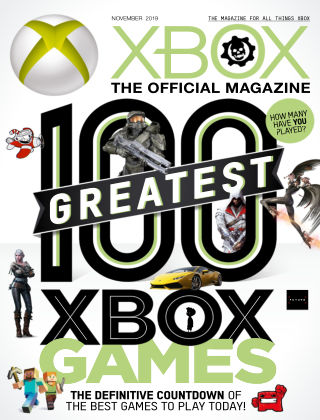 Official Xbox Magazine Nov 2019