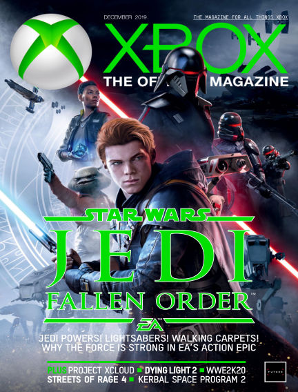 Official Xbox Magazine October 18, 2019 00:00