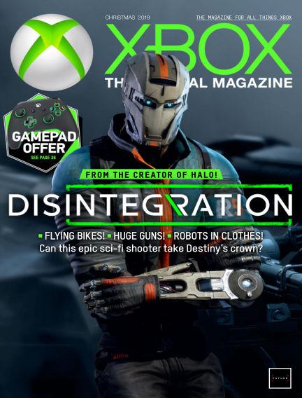 Official Xbox Magazine November 15, 2019 00:00