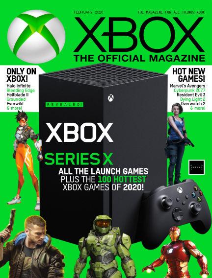 Official Xbox Magazine January 10, 2020 00:00