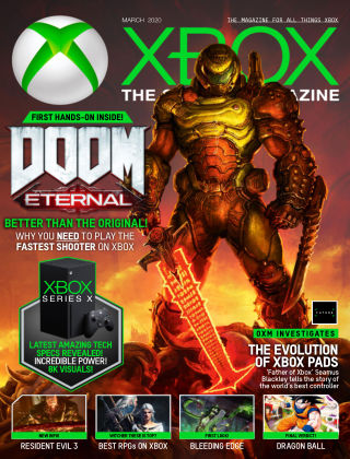 Official Xbox Magazine Mar 2020