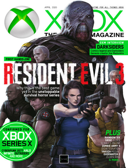Official Xbox Magazine March 06, 2020 00:00
