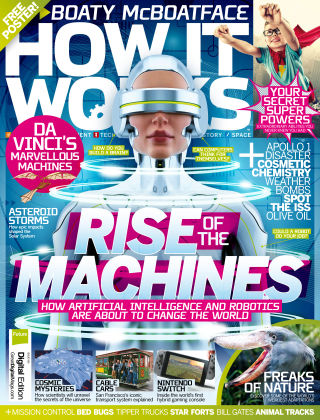 How It Works Issue 099