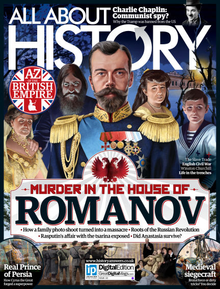 All About History December 10, 2015 00:00