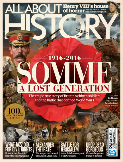 All About History June 23, 2016 00:00