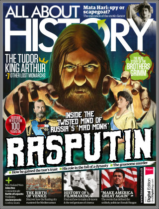 All About History Issue 049
